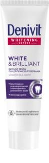 Denivit White & Brilliant pasta de dientes con efecto blanqueador