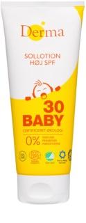 Derma Baby Beschermende Lotion voor Kinderen  SPF 30