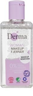 Derma Woman desmaquillante para rostro y ojos