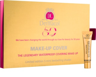 Dermacol Cover set cosmetice I.