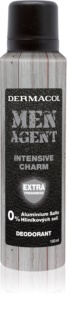 Dermacol Men Agent Intensive Charm desodorizante em spray
