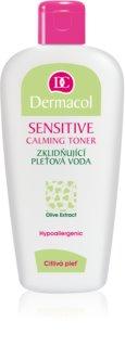 Dermacol Sensitive umirujuća voda za lice za osjetljivu kožu lica