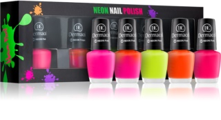 Dermacol Neon set cosmetice I.