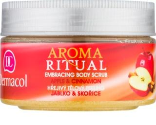 Dermacol Aroma Ritual hrejivý telový peeling