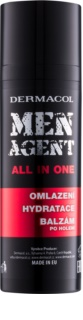 Dermacol Men Agent All in One gel rejuvenescedor after shave