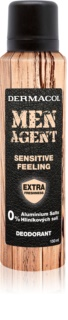 Dermacol Men Agent Sensitive Feeling desodorizante em spray