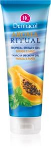 Dermacol Aroma Ritual gel de duș tropical