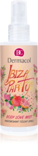 Dermacol Body Love Mist Ibiza Party Spray corporal perfumado