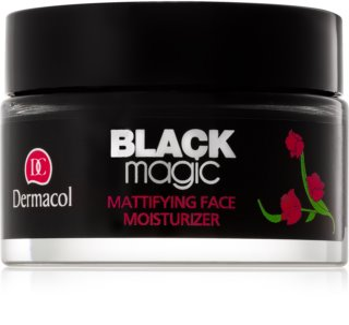 Dermacol Black Magic gel hidratante matificante