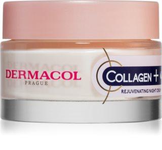 Dermacol Collagen+ creme intensivo de noite rejuvenescedor