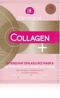 Dermacol Collagen+ máscara rejuvenescedora