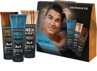 Dermacol Men Agent Cosmetic Set III.