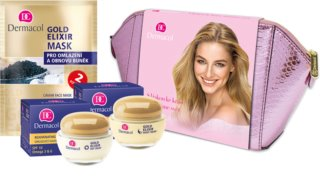 Dermacol Gold Elixir kit di cosmetici I.