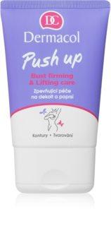 Dermacol Push Up festigende Creme für Dekollté und Brust