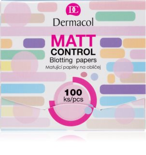 Dermacol Matt Control papel matificante