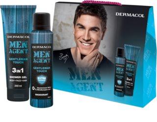 Dermacol Men Agent Gentleman Touch dárková sada (pro muže)