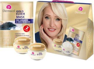 Dermacol Gold Elixir σετ δώρου (για γυναίκες)