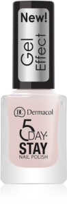 Dermacol 5 Day Stay Gel-Effect Nail Varnish