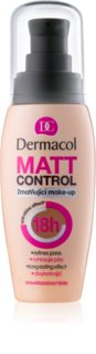 Dermacol Matt Control mattierendes Foundation