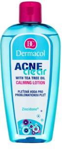 Dermacol Acneclear lotion visage pour peaux à problèmes