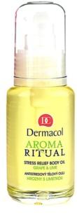 Dermacol Aroma Ritual αντι-στρες έλαιο σώματος