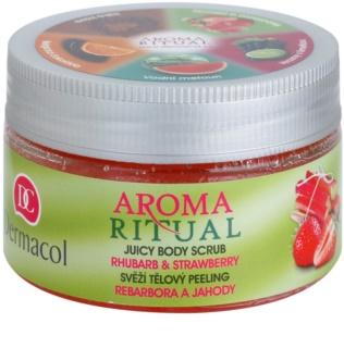 Dermacol Aroma Ritual erfrischendes Körperpeeling