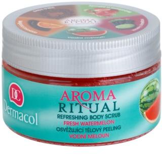 Dermacol Aroma Ritual peeling corporal refrescante
