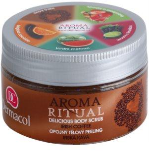 Dermacol Aroma Ritual опияняващ скраб за тяло
