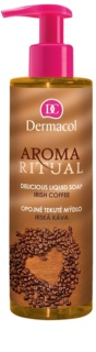 Dermacol Aroma Ritual детоксикиращ течен сапун с дозатор