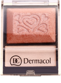 Dermacol Blush & Illuminator blush com iluminador