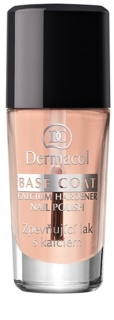 Dermacol Base Coat зміцнюючий лак для нігтів