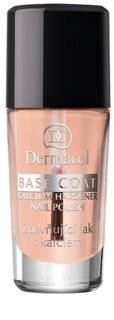 Dermacol Base Coat erősítő körömlakk