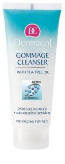 Dermacol Cleansing gel de limpeza facial com chá de árvore australiana