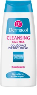 Dermacol Cleansing mleko za odstranjevanje ličil