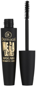 Dermacol Mega Lashes Dramatic Look Volumizing and Curling Mascara