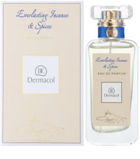 Dermacol Everlasting Incense & Spices Eau de Parfum para homens 50 ml