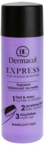 Dermacol Express ασετόν για τα νύχια χωρίς ασετόνη