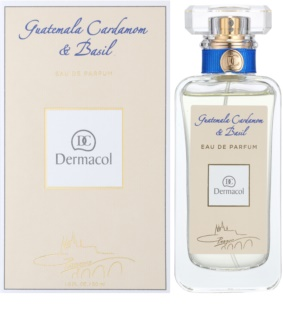 Dermacol Guatemala Cardamom & Basil Eau de Parfum Unisex 50 ml