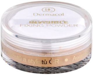 Dermacol Invisible puder transparentny