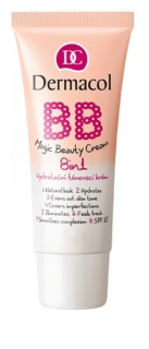 Dermacol BB Magic Beauty crema hidratante con color 8 en 1