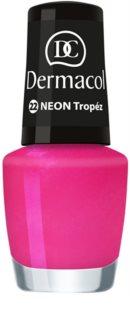 Dermacol Neon esmalte de uñas tono neón