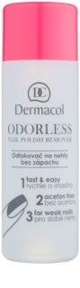 Dermacol Odourless Odorless Nail Polish Remover