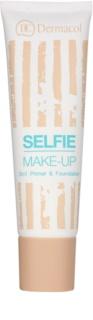 Dermacol Selfie 2in1 Make Up