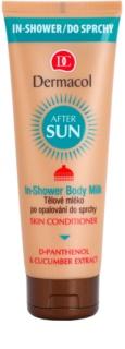 Dermacol After Sun napozás utáni frissítő testápoló tej zuhanyba