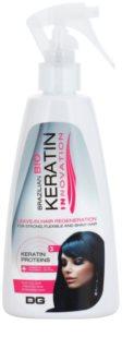 Dermagen Brazil Keratin Innovation Regenerating Treatment For Damaged And Colored Hair