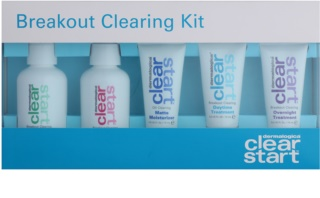 Dermalogica Clear Start Breakout Clearing козметичен пакет  I.