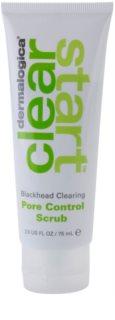 Dermalogica Clear Start Blackhead Clearing peeling głęboko oczyszczający przeciw zaskórnikom
