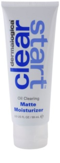 Dermalogica Clear Start Oil Clearing fluido intensivo matificante SPF 15