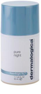 Dermalogica PowerBright TRx nährende und aufhellende Nachtcreme  Für hyperpigmentierte Haut