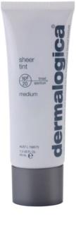 Dermalogica Sheer Tint leichtes getöntes Fluid SPF 20
